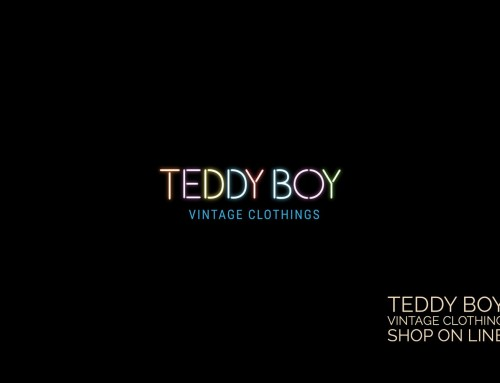Teddy Boy-Vintage Clothings